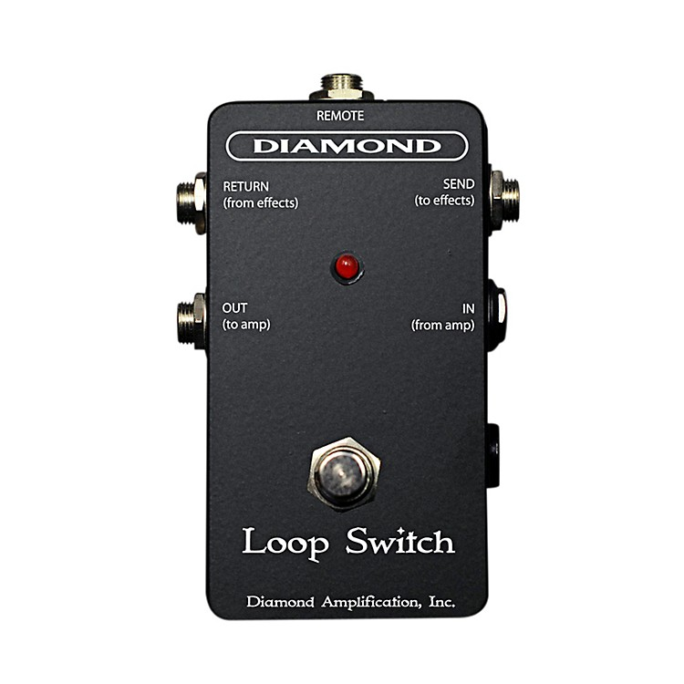 Diamond Amplification Loop Switch Footswitch