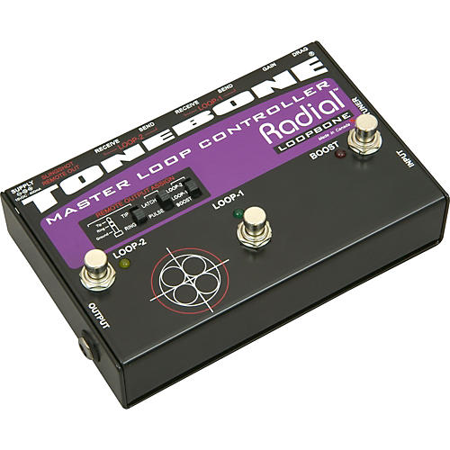Radial Engineering Loopbone Dual Effects Loop