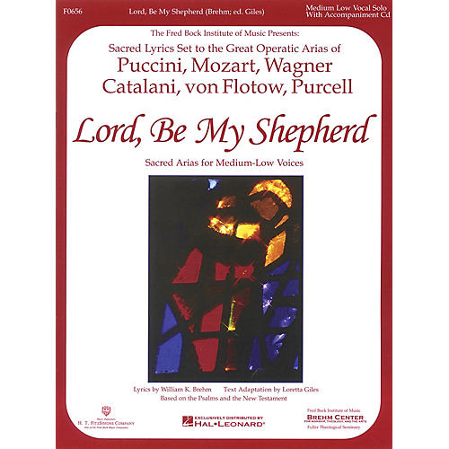 H.T. FitzSimons Company Lord, Be My Shepherd (Low Voice) Low Voice arranged by William Brehm-thumbnail