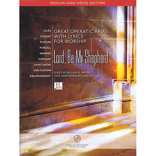 Jubal House Publications Lord, Be My Shepherd (Medium-High Edition) Medium High Voice composed by Various edited by Loretta Giles-thumbnail