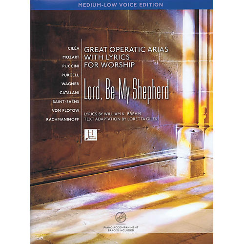 Jubal House Publications Lord, Be My Shepherd (Medium Low Voice) Medium Low Voice composed by Various edited by Loretta Giles-thumbnail