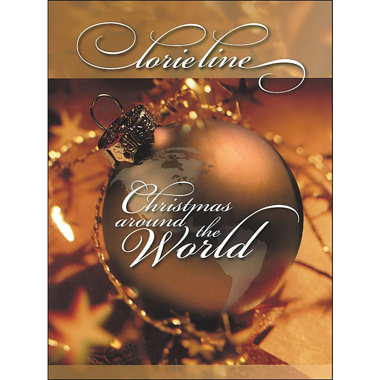Hal Leonard Lorie Line - Christmas Around The World arranged for piano solo