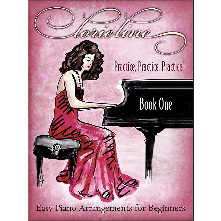 Hal LeonardLorie Line - Practice, Practice, Practice! arranged for piano solo