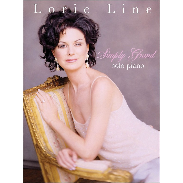 Hal LeonardLorie Line - Simply Grand arranged for piano solo