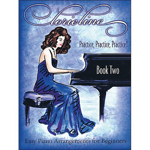 Hal Leonard Lorie Line Practice, Practice, Practice! Book 2 arranged for piano solo