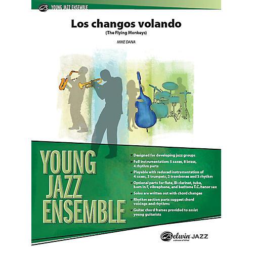 Alfred Los Changos Volando Jazz Band Grade 2 Set-thumbnail