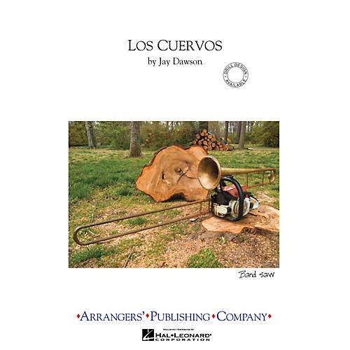 Arrangers Los Cuervos Marching Band Level 2.5 Arranged by Jay Dawson-thumbnail