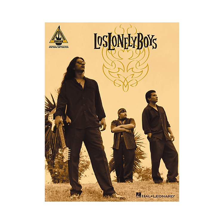 Hal LeonardLos Lonely Boys Guitar Tab Songbook