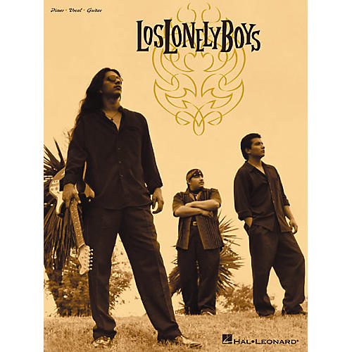 Hal Leonard Los Lonely Boys Piano/Vocal/Guitar Artist Songbook-thumbnail