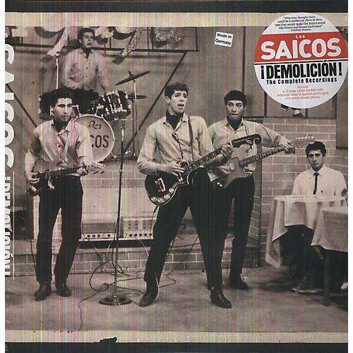 Alliance Los Saicos - Demolicion