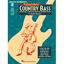 Hal Leonard Lost Art Of Country Bass Instruction (Book/CD)