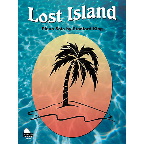 SCHAUM Lost Island Educational Piano Series Softcover
