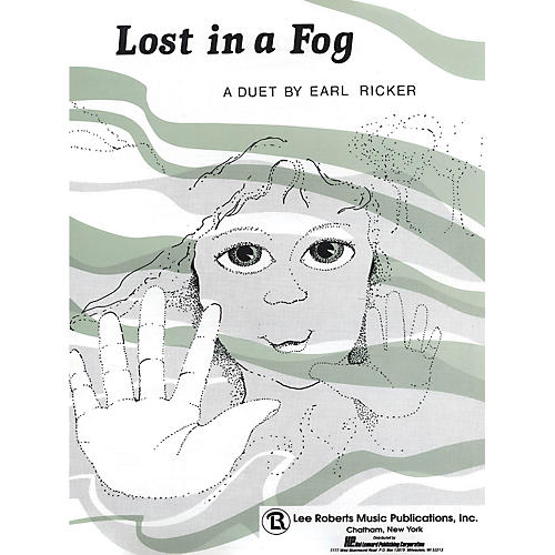 Lee Roberts Lost in a Fog Pace Duet Piano Education Series Composed by Earl Ricker-thumbnail