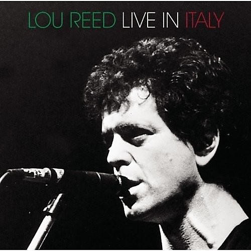 Alliance Lou Reed - Live In Italy