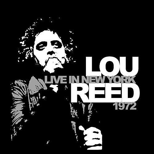 Alliance Lou Reed - Live in New York 1972