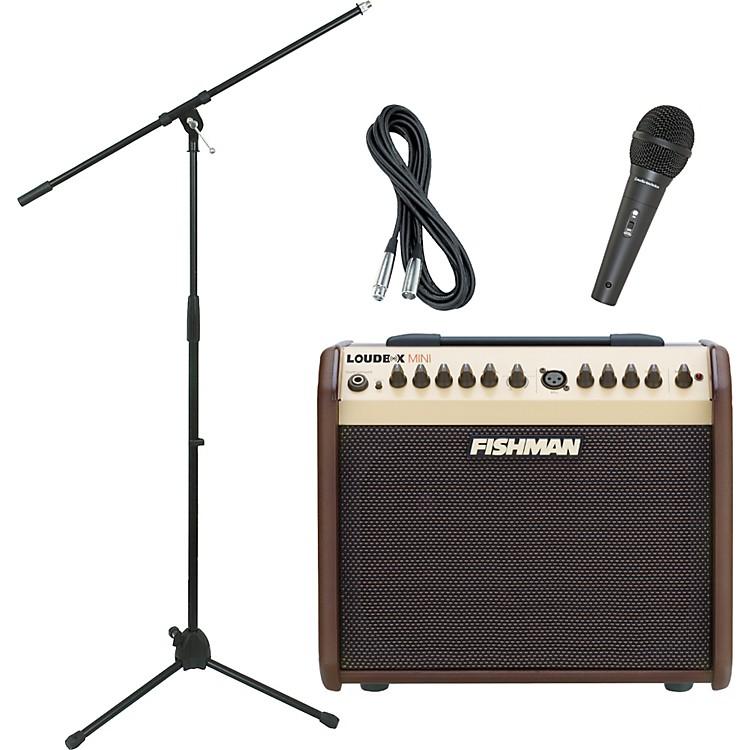 FishmanLoudbox Mini Songwriter Pack