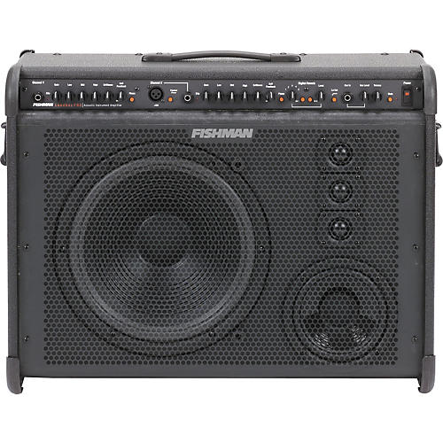 Fishman Loudbox Pro 600W Tri-Amped Dual Channel Acoustic Amp-thumbnail