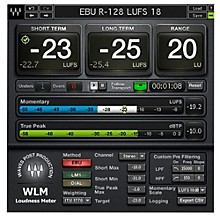 Waves Loudness Meter SoundGrid Software Download