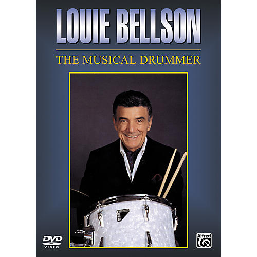 Alfred Louie Bellson - The Musical Drummer (DVD)-thumbnail