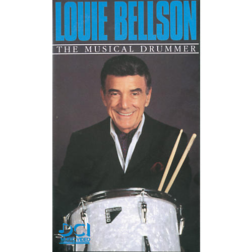 Alfred Louie Bellson The Musical Drummer Video