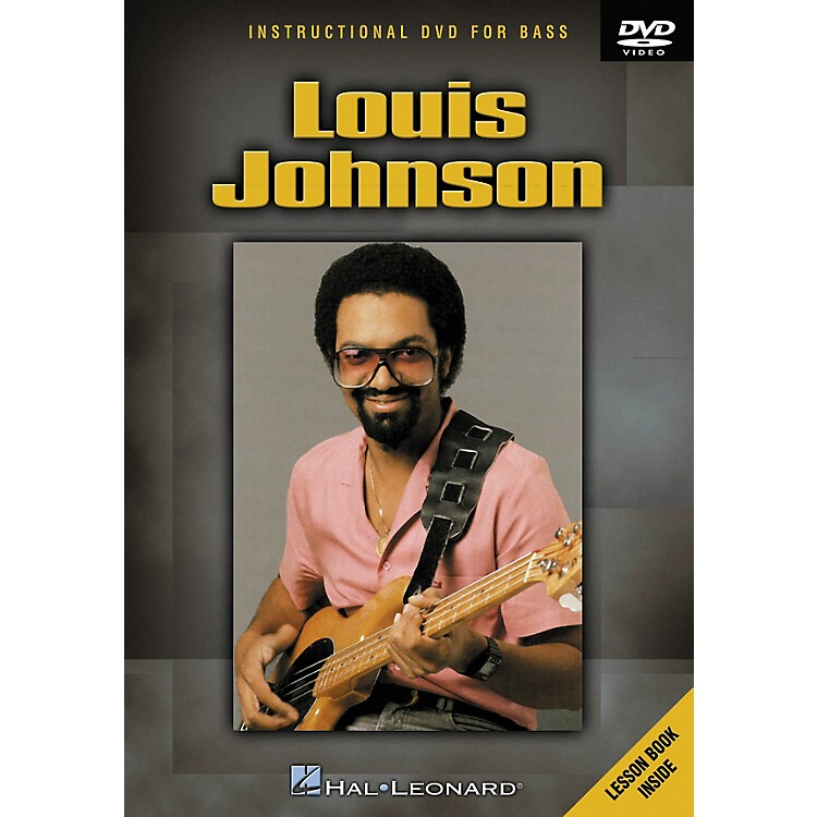 Hal Leonard Louis Johnson (DVD)