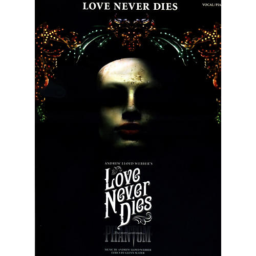 Hal Leonard Love Never Dies - Vocal Selections-thumbnail