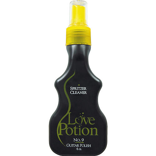 Dean Markley Love Potion #9 Spritzer Cleaner Guitar Polish-thumbnail