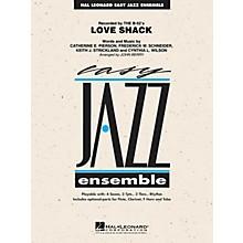 Hal Leonard Love Shack Jazz Band Level 2 by The B-52's Arranged by John Berry