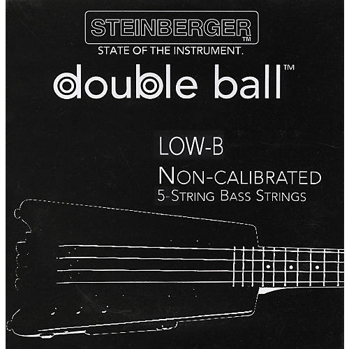 Steinberger Low B 5-String Bass Guitar Strings-thumbnail