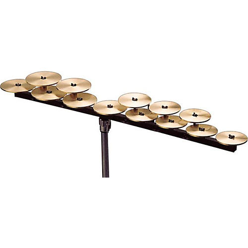 Zildjian Low Octave Crotales with Bar