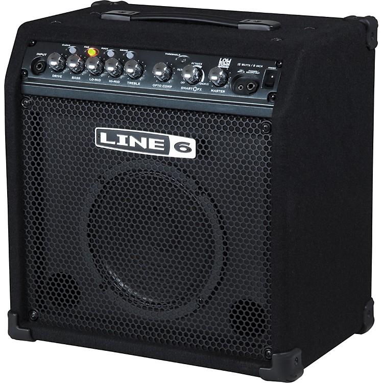 Line 6LowDown LD15 Modeling Bass Combo Amp