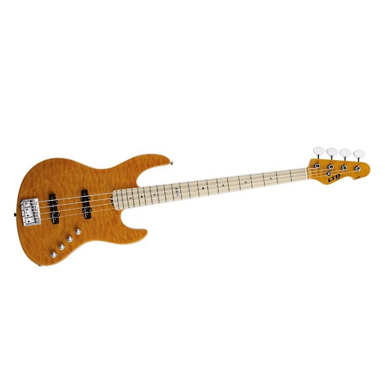 ESPLtd Elite J-4  Electric Bass GuitarAmber