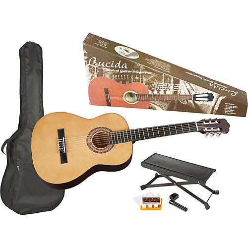 Lucida Lucida Classical Guitar Player Pack