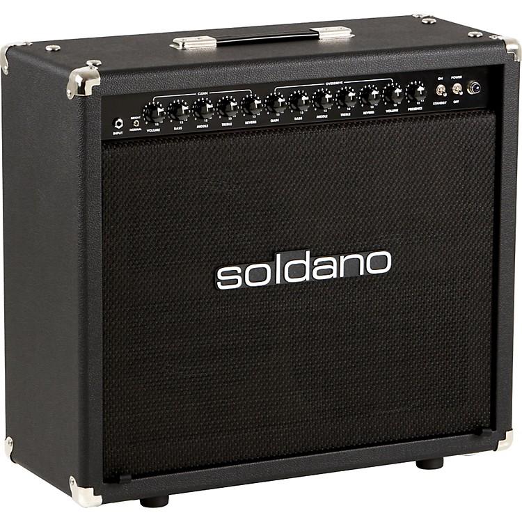 SoldanoLucky 13 50W 2x12 Tube Guitar Combo AmpBlack