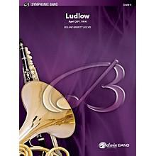 Alfred Ludlow Concert Band Grade 4 Set