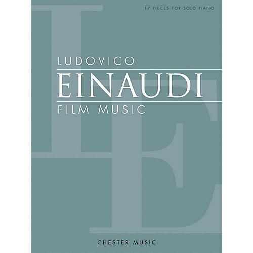 Chester Music Ludovico Einaudi - Film Music Music Sales America Series Softcover Composed by Ludovico Einaudi