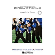 Arrangers Ludwig and Wolfgang Marching Band Level 3 Arranged by Jay Dawson