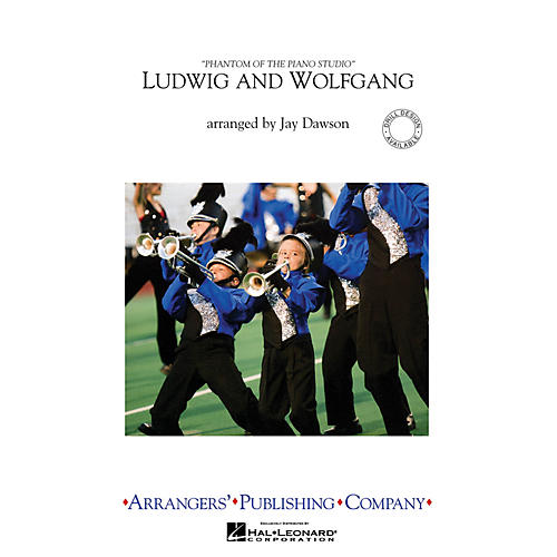 Arrangers Ludwig and Wolfgang Marching Band Level 3 Arranged by Jay Dawson-thumbnail