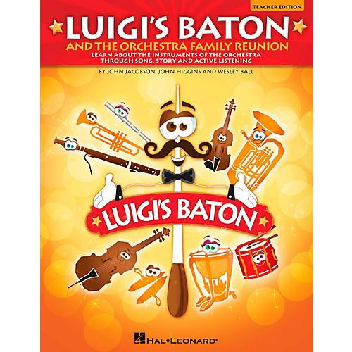 Hal Leonard Luigi's Baton & The Orchestra Family Reunion Classroom Kit-thumbnail