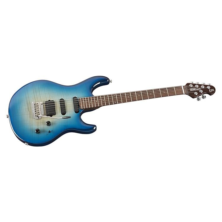 Music ManLuke III HSS Flame Maple Top Electric Guitar