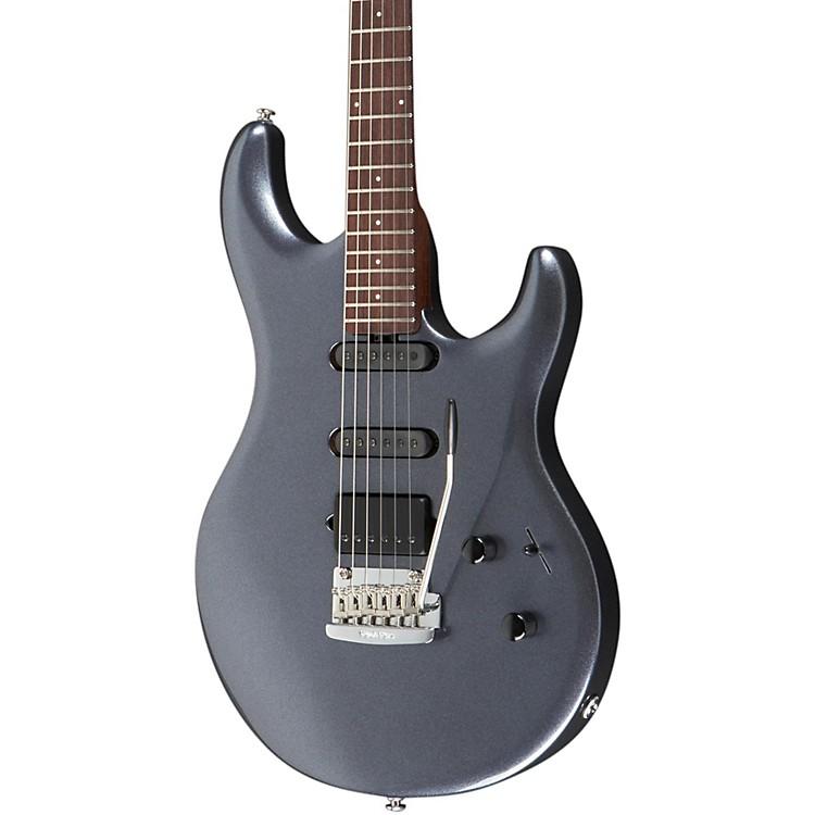 Music ManLuke Signature LIII HSS Electric Guitar with All Rosewood NeckBodhi Blue