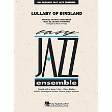 Hal Leonard Lullaby of Birdland Jazz Band Level 2 Arranged by Rick Stitzel