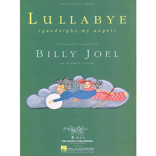 Hal Leonard Lullabye (Goodnight, My Angel)