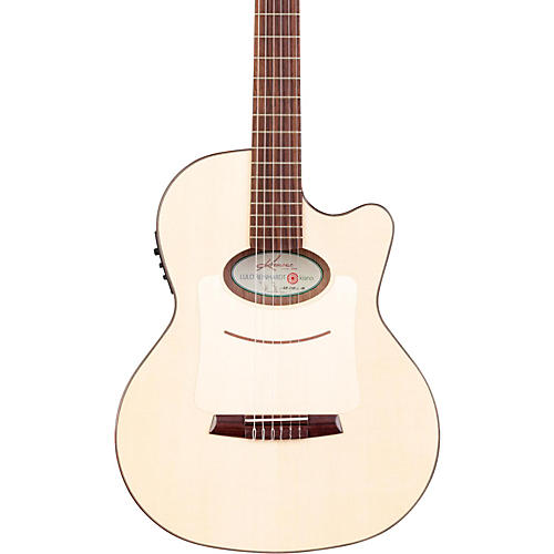 Kremona Lulo Reinhardt Kiano Nylon-String Acoustic-Electric Guitar