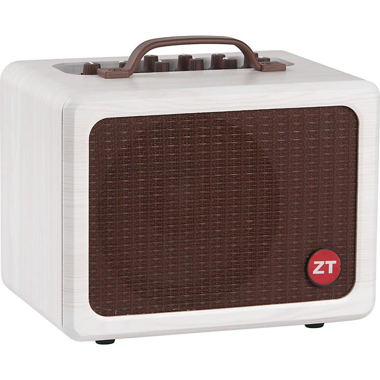 ZTLunchbox 200W 1x6.5 Acoustic Combo AmpLight Wood