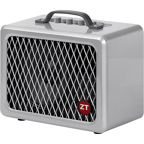 ZT Lunchbox 200W 1x6.5 Guitar Combo Amp Silver