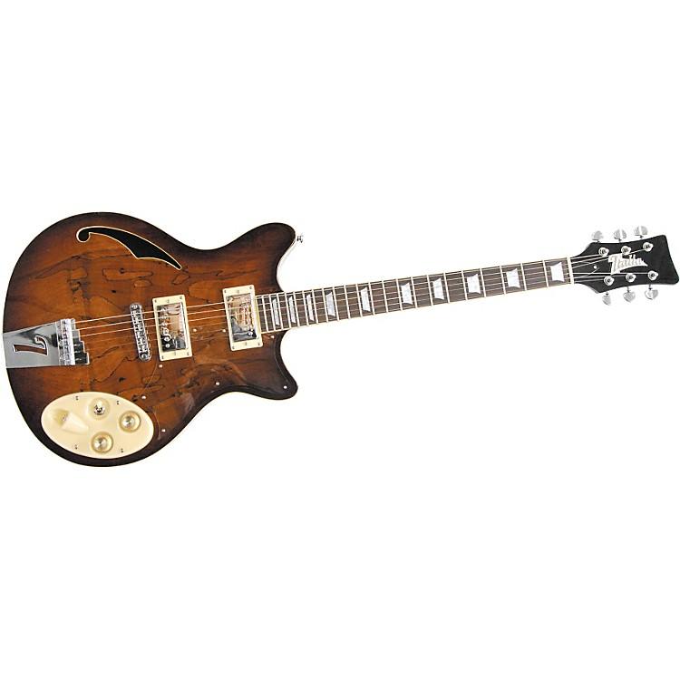 ItaliaLusso II Semi-Hollow Electric Guitar