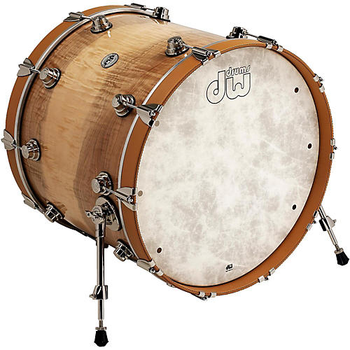 DW Lux Leather Bass Drum Hoop-thumbnail