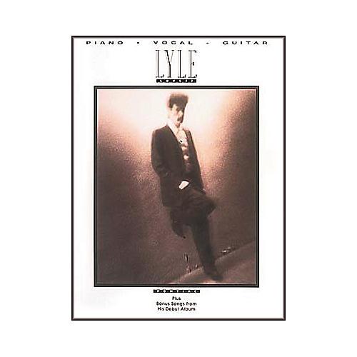 Hal Leonard Lyle Lovett - Pontiac Piano/Vocal/Guitar Artist Songbook-thumbnail