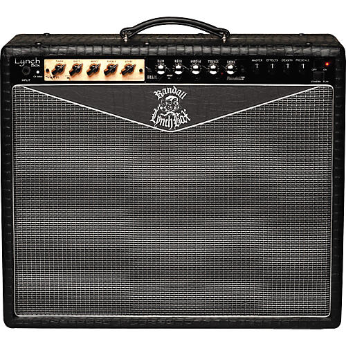 Randall Lynch Box RM50LB 50W 1x12 Tube Guitar Combo Amp Without Modules